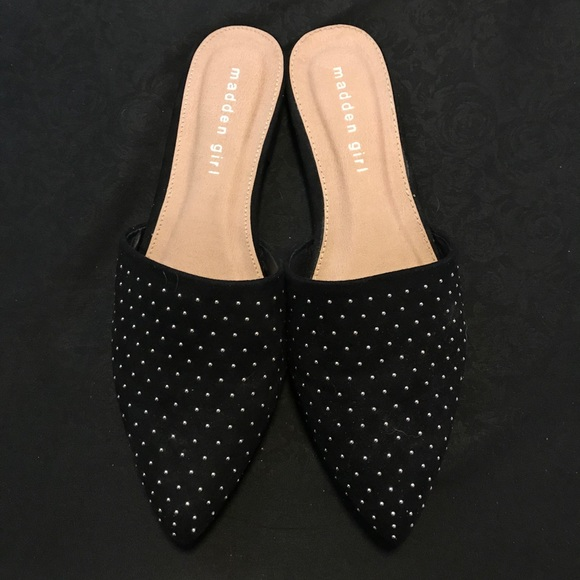 Shoes   Madden Girl Mules Flats   Poshmark